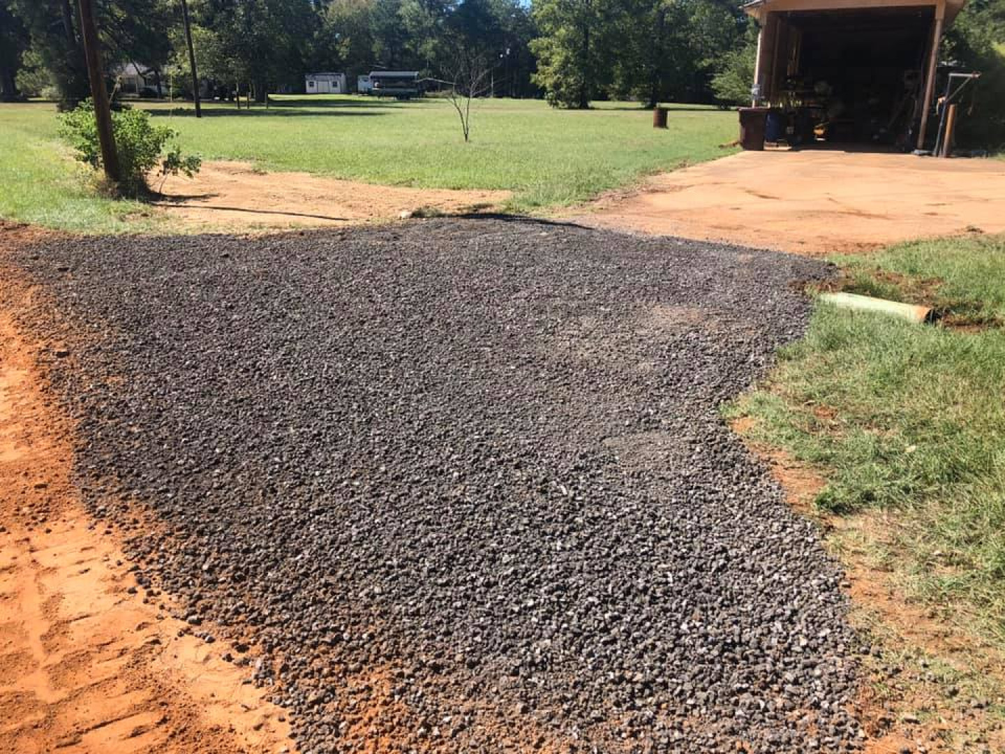 Ready to build a new driveway?